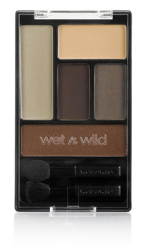 Paletka s očními stíny The Naked Truth wet'n'wild